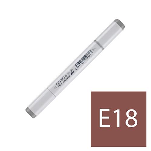 Sketch E18 Copper
