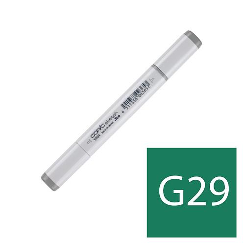 Sketch G29 Pine Tree Green