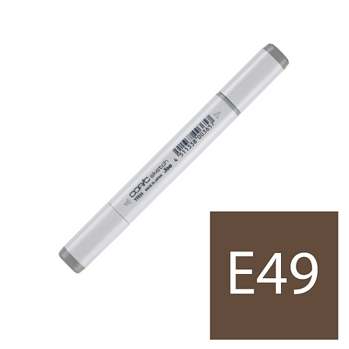 Sketch E49 Dark Bark