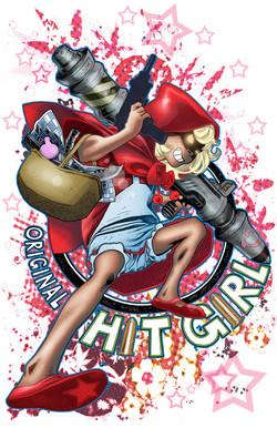 Original Hit Girl! CLR's-