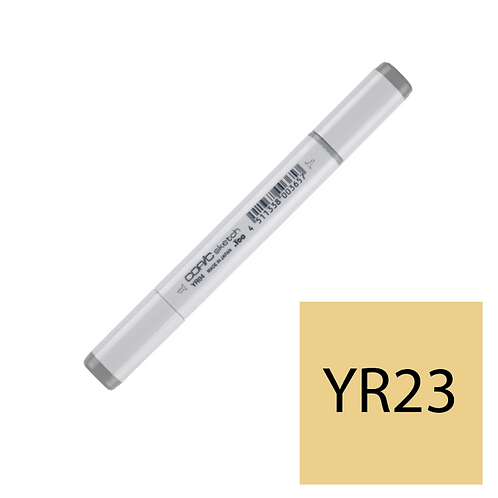 Sketch YR23 Yellow Ochre