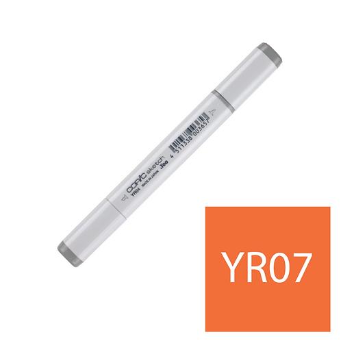 Sketch YR07 Cadmium Orange