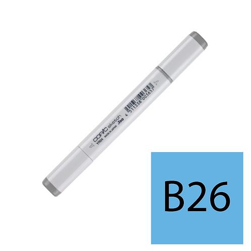 Sketch B26 Cobalt Blue