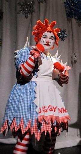 Moisty the Snowman: Jaggety Ann