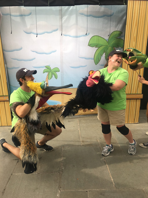 Re-Usable the Musical: Varla the Vulture