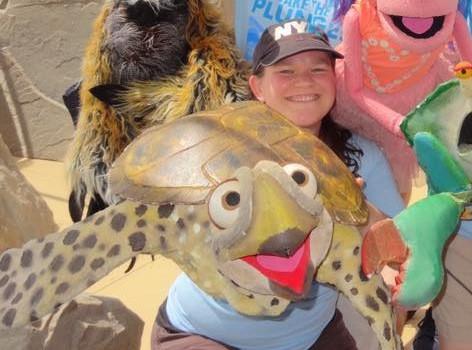 Take the Plunge: Tina Turtle