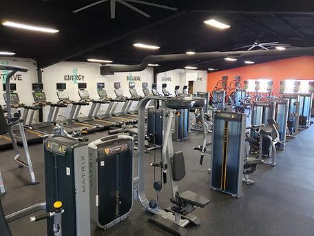 HT Fitness Cedar Creek Location