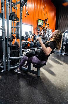 HT Fitness Equipment Orientation