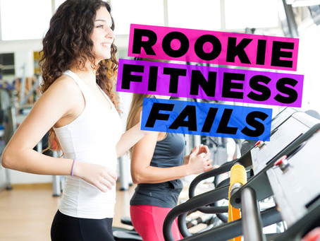 Top Rookie Mistakes - Make sure your not doing them!