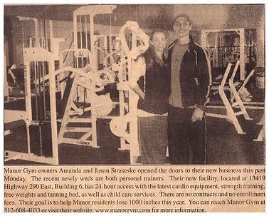 Jason started first gym manor.jpg