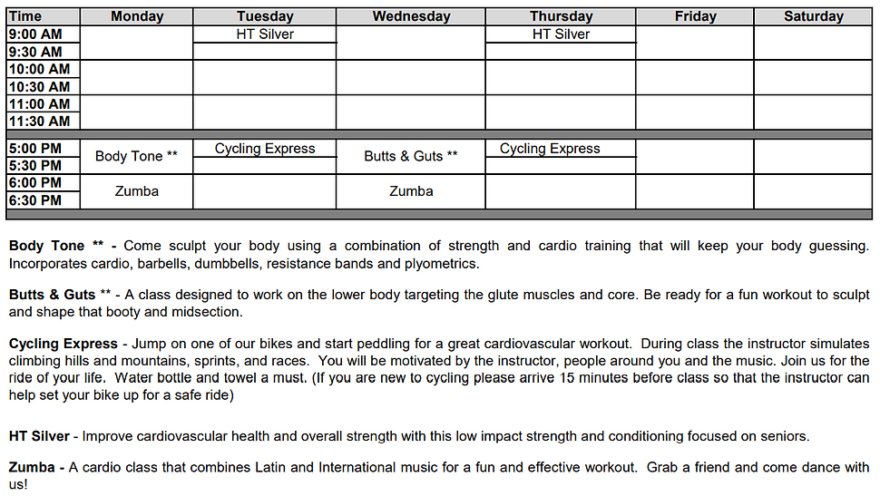 Group Class Schedule Manor March 2021.pn