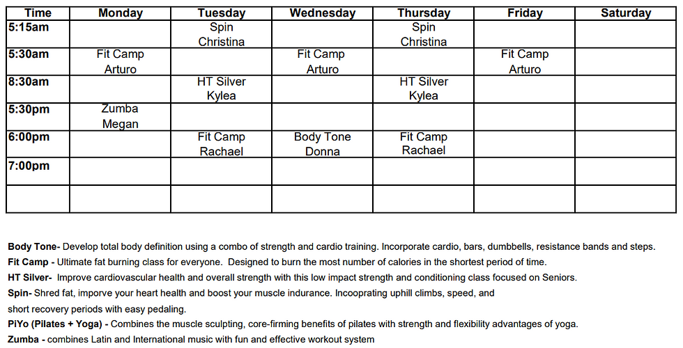 Group Class Schedule Taylor March 2021.p
