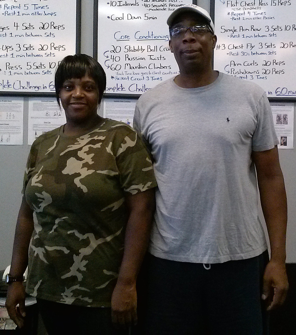 Member of the Month Alfred and Roberta Caldwell HT Taylor.jpg