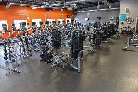 HT Fitness Bastrop Location