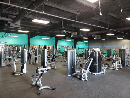 HT Fitness Elgin Location