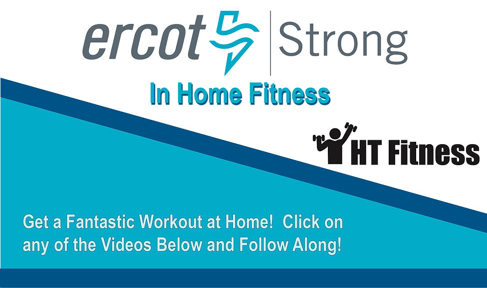 ERCOT Fitness Website Header In Home Fit