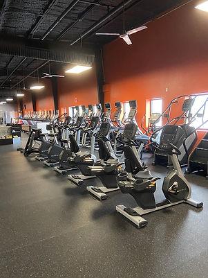 HT Fitness Manor Location