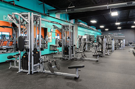 HT Fitness Taylor Location