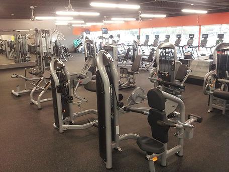 HT Fitness Cameron Location