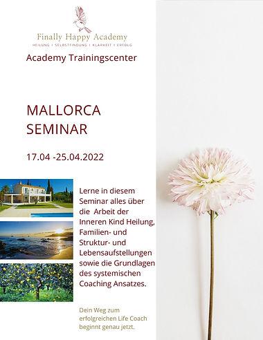 Mallorca Seminar
