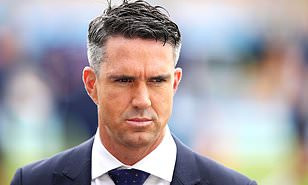 KEVIN PIETERSEN GIVES IT TO YOU STRAIGHT