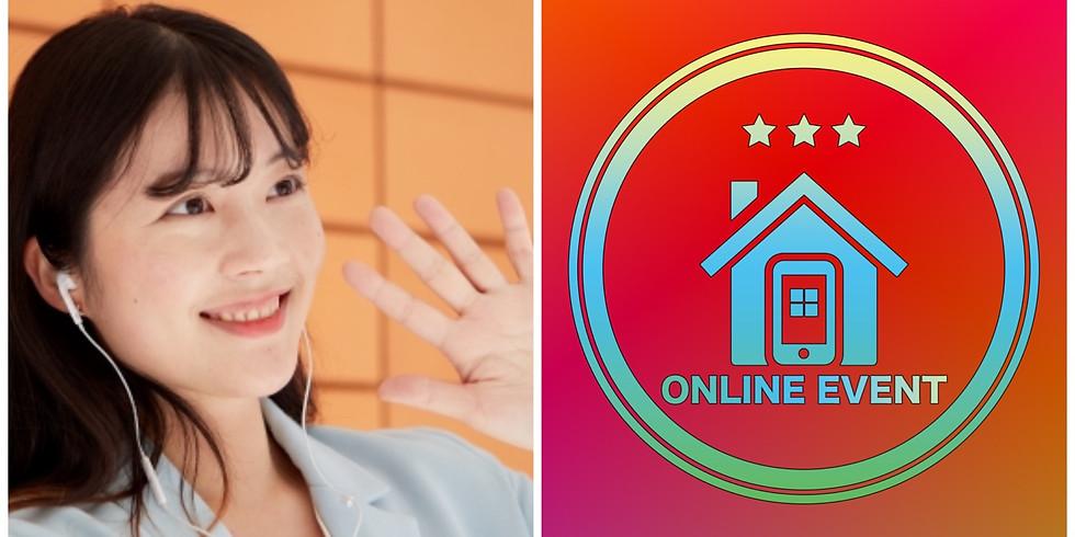 【オンラインイベント】♡オンライン飲み会♪連絡先交換タイム有り♡