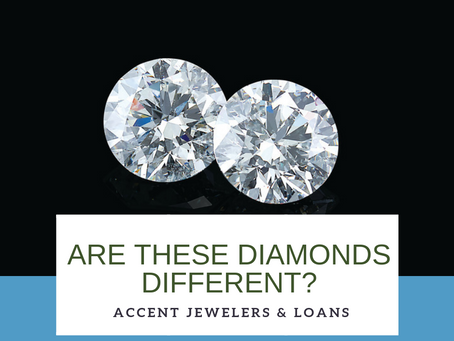 Can You Tell the Difference Between These 2 Diamonds?  Most People Can't.