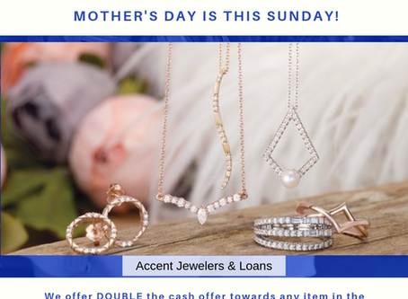 Don't Forget About Mother's Day!