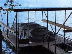 Dock2 - Lake Hamilton House for Sale