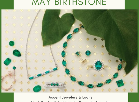 Emeralds - Birthstone for May