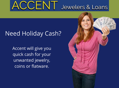 Get Quick Cash for the Holidays!