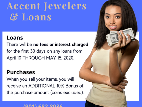 Special Offers on Loans & Purchases