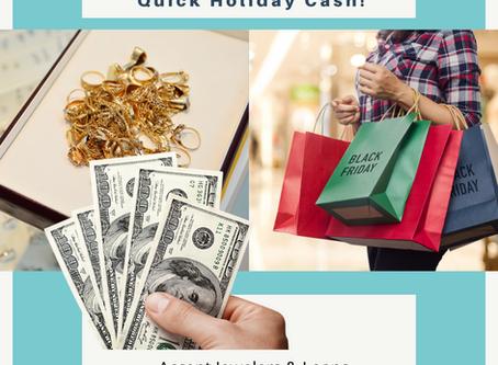 Get Black Friday Shopping Money!