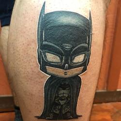 Holy #15mag baman! #tattoo #tattoos #art
