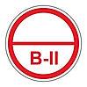B-II  Зоны, расположенные в помещениях, в которых выделяются горючие пыли и волокна, способные образовать с воздухом взрывоопасные смеси при нормальных режимах работы.
