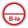 B-Ia  Зоны, расположенные в помещениях, в которых при нормальных режимах работы взрывоопасные смеси горючих газов или паров ЛВЖ не образуются, а возможны только в результате аварий или неисправностей.