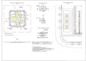 Фрагмент плана М 1:100