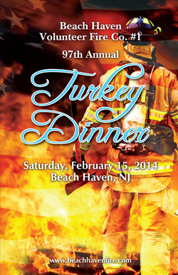 Beach Haven Fire Co Booklet Cover
