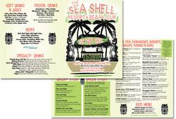 Sea Shell Palm Beach Grill Menu