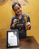 Jignasha Panchal | Spectrum Saahitya Awardee