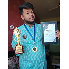 Ahshaas Hussain | Spectrum Saahitya Awardee