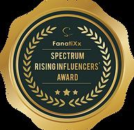Spectrum Rising Influencers' Award