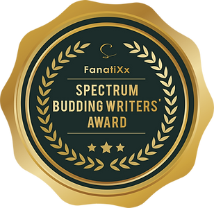 Spectrum Budding Writers' Award, 2021