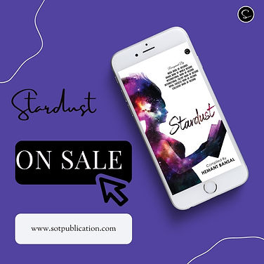 Stardust – An Anthology you need to get your hands on now!