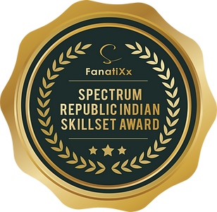 Spectrum Republic Indian Skillset Award