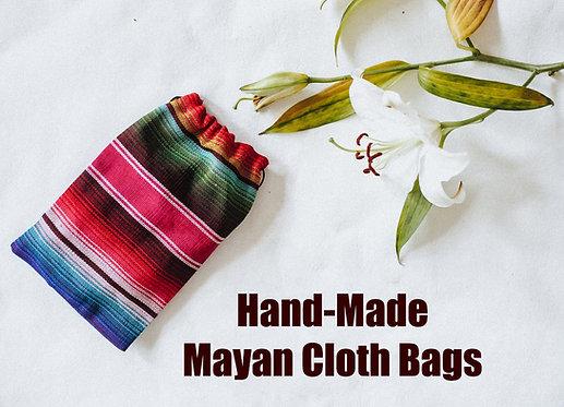 Hand-Made Mayan Cloth bag