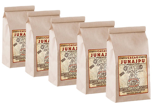 5 pack Mayan Spice Sipping Cacao