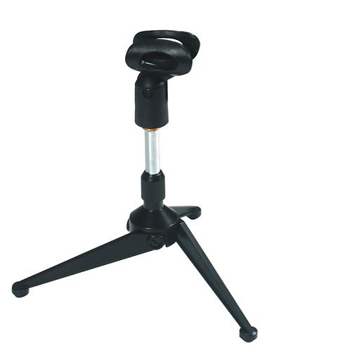 Quik-Lok A188 Mini-Tripod Mic-stand Blk