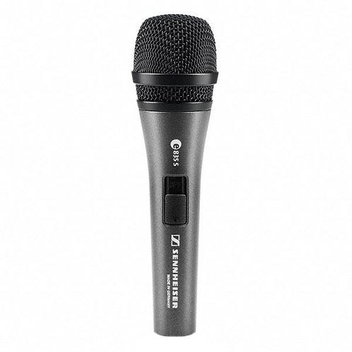 Sennheiser e835 Dynamic Handheld Cardioid Microphone