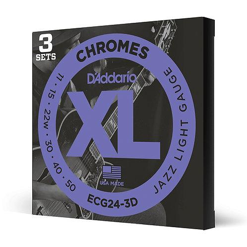D'Addario XL ECG24-3D